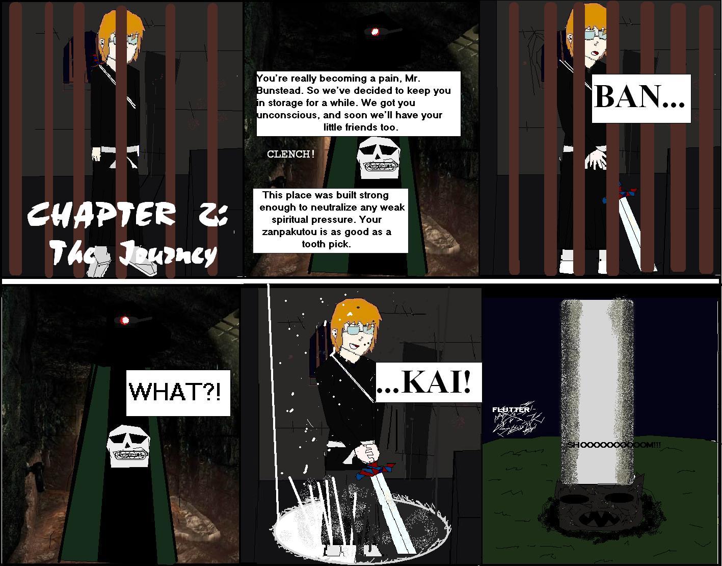 Teaser Comic